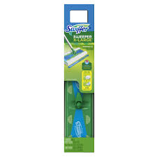 Swiffer For Laminate Floors Swiffer Sweeper X Large Floor Mop Starter Kit Pg Shop Us