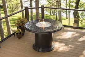 amazon com outdoor greatroom company grand colonial fire table
