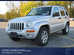 liberty jeep 2004 jeep liberty in michigan for sale used cars on buysellsearch
