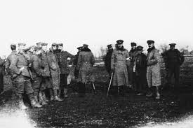 world war i centenary christmas truce