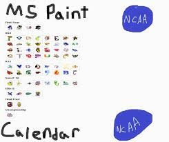 all 351 ms paint logos collegebasketball