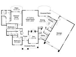 18 craftsman style floor plans bungalow single story