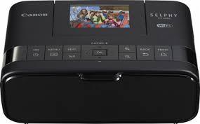 canon selphy cp1200 wireless photo printer black 0599c001 best buy