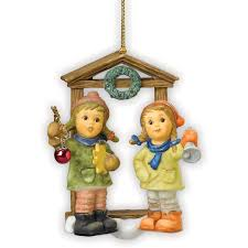 m i hummel ornament collection the danbury mint