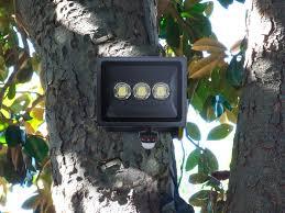 Led Security Lights Outdoor Led Outdoor Security Lighting Startle Criminals