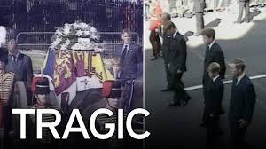 secrets of princess diana u0027s funeral how body was held in