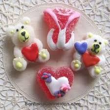 Valentine Candy Wholesale Valentine Juju Mix Mélange Jujubes Valentin Valentinecandy