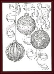 ornaments drawing