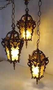 Chandelier Swag Lamp Retro Vegas Lighting My Site