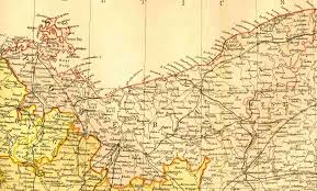Old Europe Map by Maps