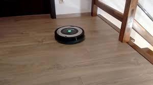 Irobot Laminate Floors Irobot Roomba 774 Youtube