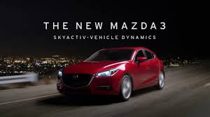 mazda trucks canada touch u2013 driving matters 2017 mazda3 skyactiv vehicle dynamics