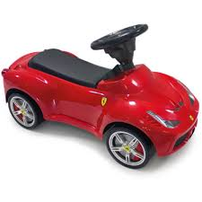 toy ferrari 458 ride on ferrari 458 car replica official licensed push toy kids