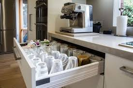 The Kitchen Design Centre Stash It All Know The 3 Zones Of Kitchen Storage