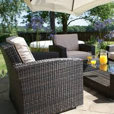 Woven Patio Chair Smartness Design Rattan Patio Furniture Outdoor Seating Dining For