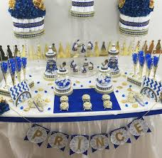 Baby Shower Candy Buffet Pictures by Royal Prince Baby Shower Candy Buffet Diaper Cake Centerpiece