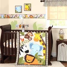 Crib Bedding Sets Boy Girl Monkey Crib Bedding Set Ideas For Bright Baby Sets Boys