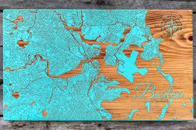 Boston Street Map Shop Maps Fire U0026 Pine Ridgeland Sc