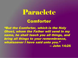 He Is My Comforter Names Of God