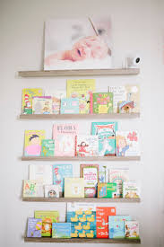Wall Bookshelves For Nursery by Best 25 Book Ledge Ideas On Pinterest Baby Bookshelf Picture