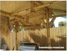Tiki Hut Material Quality Bamboo And Asian Thatch Bamboo Decorations Bamboo Cane