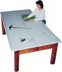 Quilting Cutting Table by Quilt Cutting Mats Cutting Mats Net Drafting Tools Drawing Art
