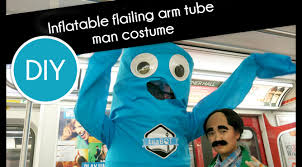 how to make a wacky waving inflatable flailing arm tube man air