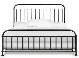 king metal bed frame headboard footboard gallery bedroom