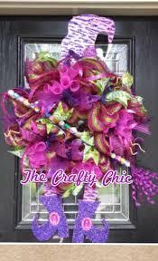 Halloween Wreaths Pinterest by 647 Best Halloween Wreaths Images On Pinterest Halloween Ideas