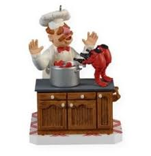 2009 muppets the swedish chef hallmark keepsake ornament at hooked