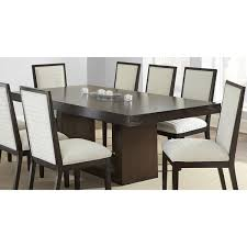 espresso dining room set amia espresso dining table with removable leaf by greyson living