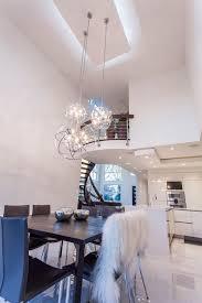 White Skin Rug Edmonton Sheep Skin Rug Dining Room Modern With Cove Lighting