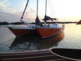 element ii a wharram tiki 26 catamaran