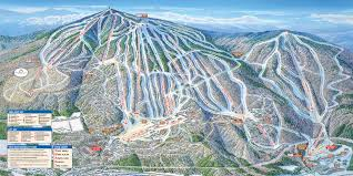 Colorado Ski Resorts Map by Overview Of Okemo Mountain Resort Vermont Snowpak