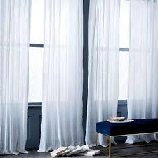 Whote Curtains Inspiration Crisp White Curtains Products Bookmarks Design Inspiration