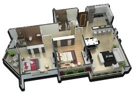 2 bhkd 3 silver stone apartments