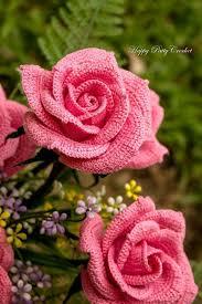 Crochet Designs Flowers Best 25 Crochet Flower Patterns Ideas On Pinterest Crocheted