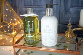 molton brown dewy lily of the valley u0026 star anise collection