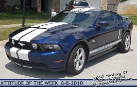 2010 mustang gt automatic transmission 2010 gt options package