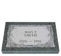 flat grave markers tombstones memorials headstones and monuments grave markers
