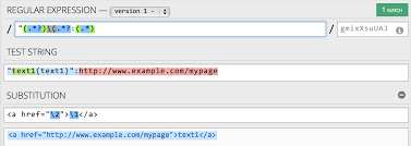 regexp quote character class explode and or regex text to html link in php stack overflow