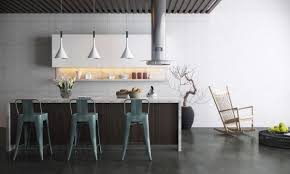 kitchen designs images with island 50 modern kitchen designs that use unconventional geometry