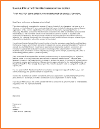 9 how to write a letter of recommendation for college student