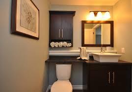 Bathroom Storage Mirror by Creative Bathroom Storage Ideas Large Black Frame Wall Mirror Idea
