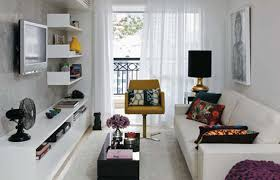 Interesting Modern Small Apartment Simply Decorating A Studio - Designing a small apartment
