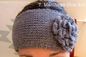 knitted headband pattern t matthews free knitting pattern headband ear warmer