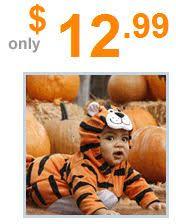 Baby Tiger Costumes Halloween Carters Baby Costume 12 99 38 10 5