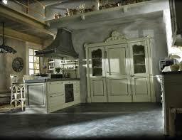 Cucine A Gas Rustiche by Cucina Vintage Arredamenti Sumisura Torino