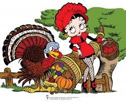 happy thanksgiving the official betty boop website