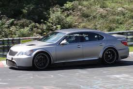 lexus ls v10 scoop mystery sport lexus ls caught testing on the u0027ring could